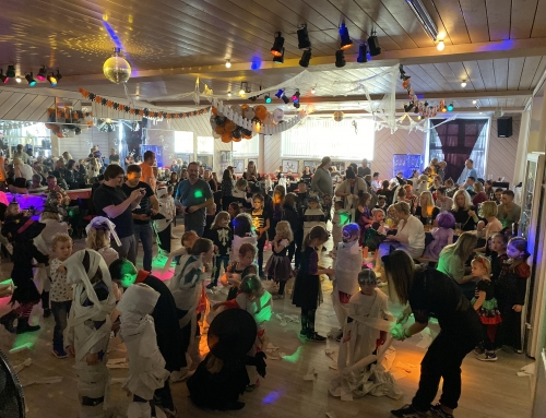 Kinder Halloweenparty 2019