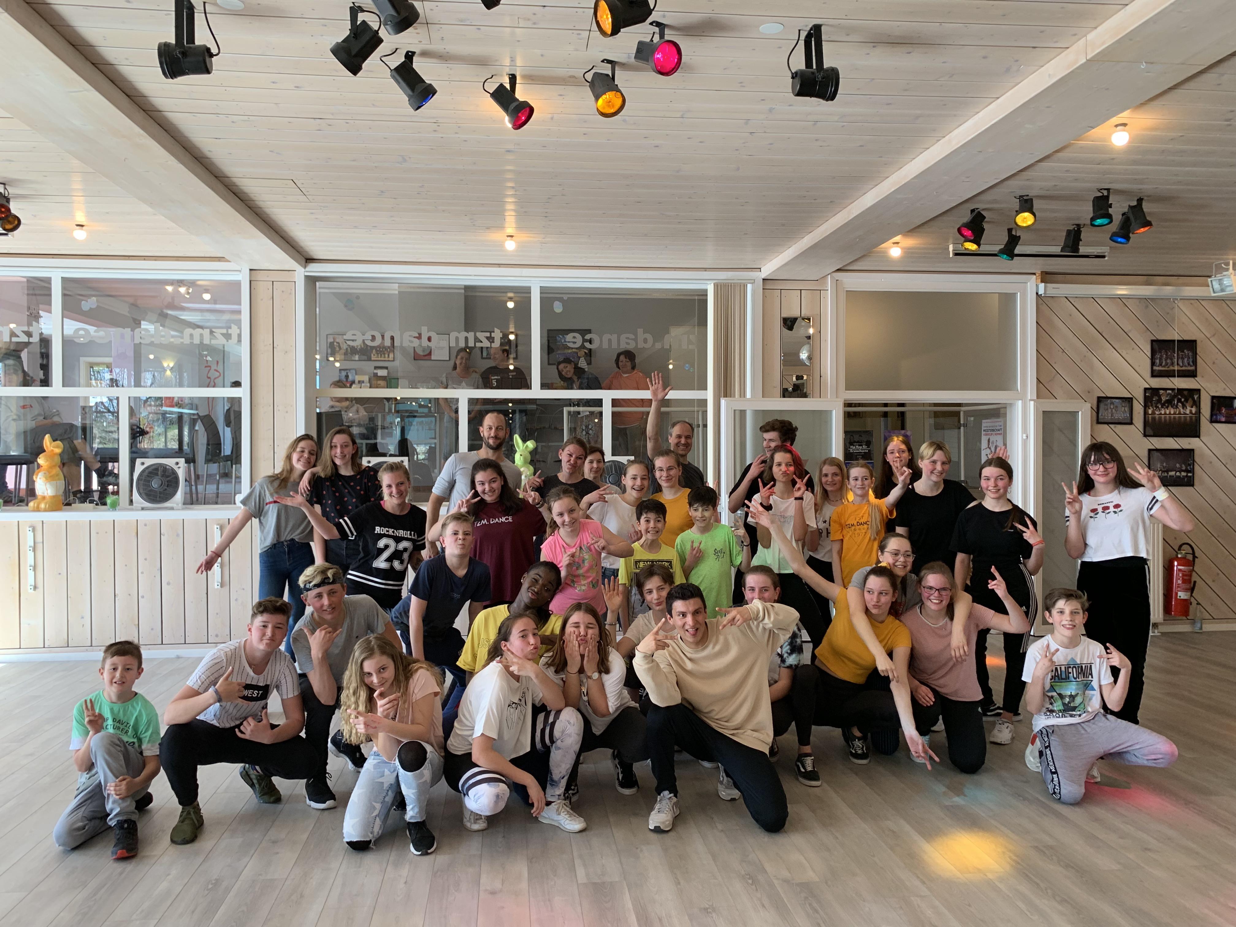 TZM Shuffle Workshop 2019