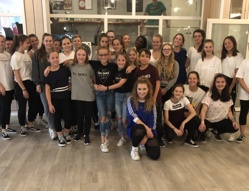 Hip Hop Workshop mit Melanie