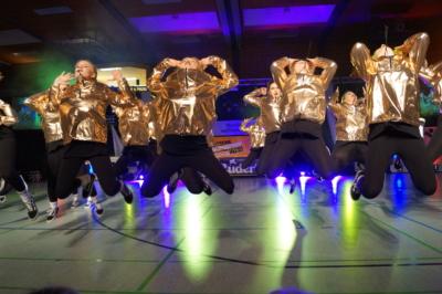 TZM Veranstaltung Gold Slider