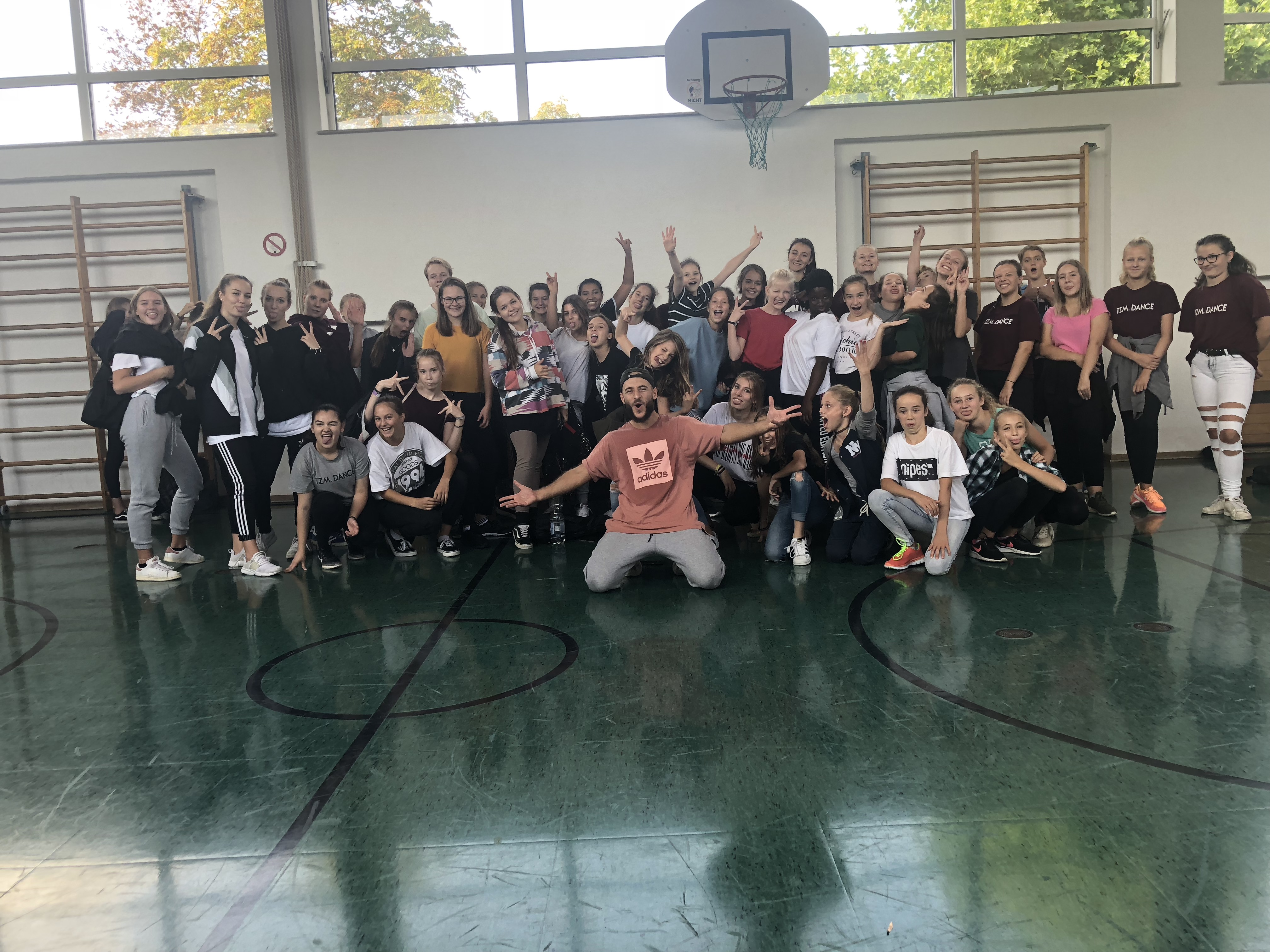 TZM HipHop Workshop Ayaz 2018