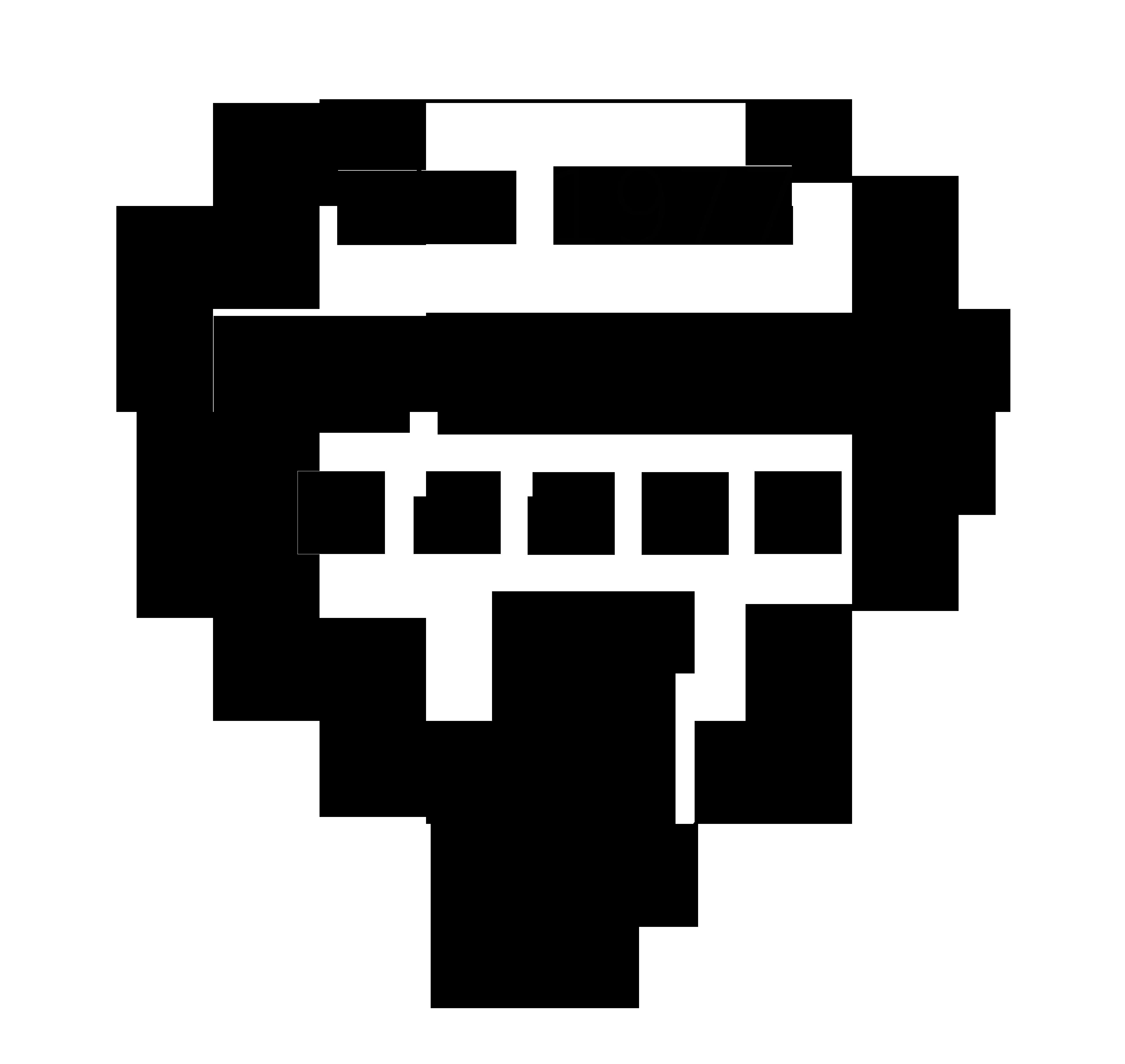 TZM Müller Logo schwarz
