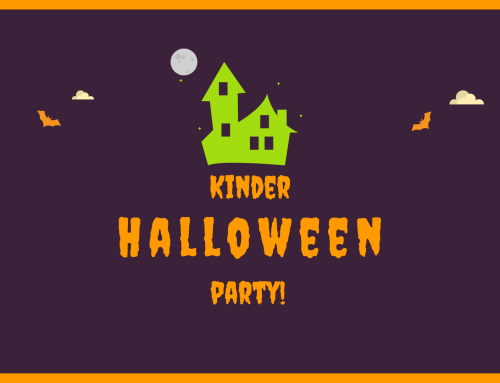 Kinder Halloweenparty