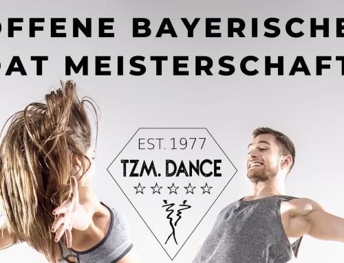 Bayerische DAT Meisterschaft 2020 in Wolfratshausen