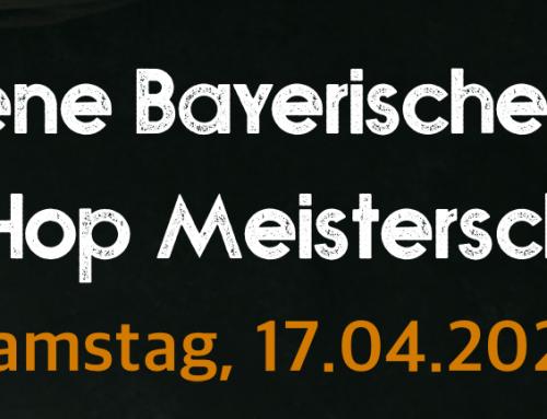 Bayerische DAT Meisterschaft 2021 in Wolfratshausen